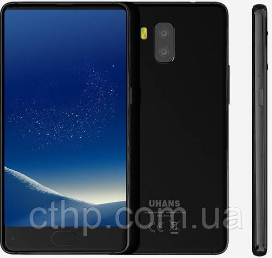 77ce579e7afa1 Смартфон Uhans MX Black НОВИНКА: продажа, цена в Черниговской ...