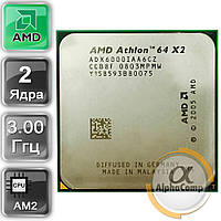 Процессор AMD Athlon 64 X2 6000+ (2×3.00GHz/1Mb/AM2) 89W БУ