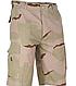 Шорты мужские  BERMUDA   камуфляжные  3 desert   рип-стоп  хлопок 100% искуственно состарен   Mil-Tec Германия, фото 3