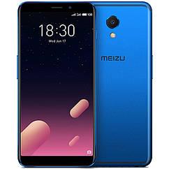 Смартфон Meizu M6s Blue  3/64gb Exynos 7872 3000 мАч