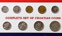 Монета Хорватии Набор