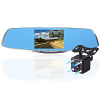 Зеркало-видеорегистратор ЕА630 3в1 экран 4,3 дюймов + Видео парковка.