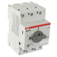 Автомат защиты двигателя ABB MS325-0,63, 1SAM150000R1004