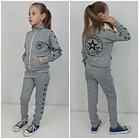 Спортивный  костюм  Converse  на  девочку  122 см