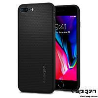 Чехол Spigen для iPhone 8Plus Liquid Air, Black