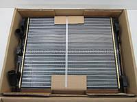 Радиатор охлаждения двигателя на Рено Кенго 1.5 dci (2001-2008) (480X415X23) NRF 58217