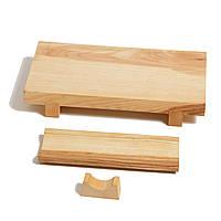 Деревянный набор для суши