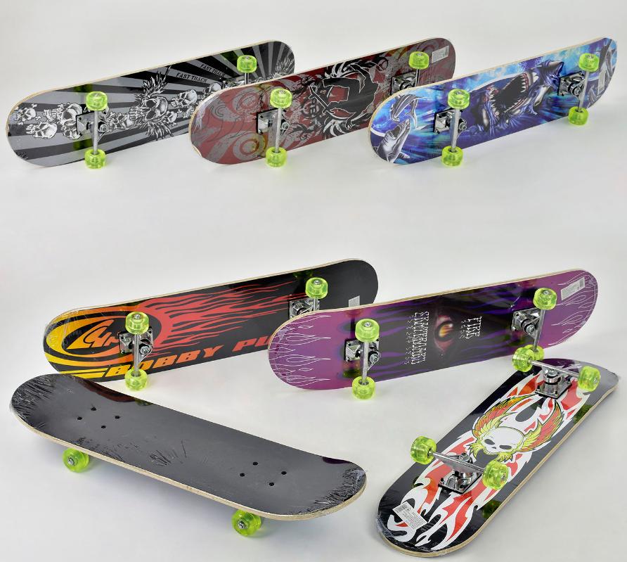 Скейт F 22226  Пенни борд ( Penny Board)  ***