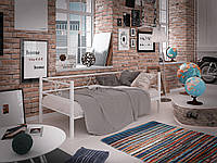 Кровать-диван Самшит 90*200 металлический