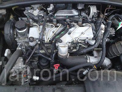 Мотор (Двигатель) Volvo XC90 2.4 D5 163л.с D5244T 2006r