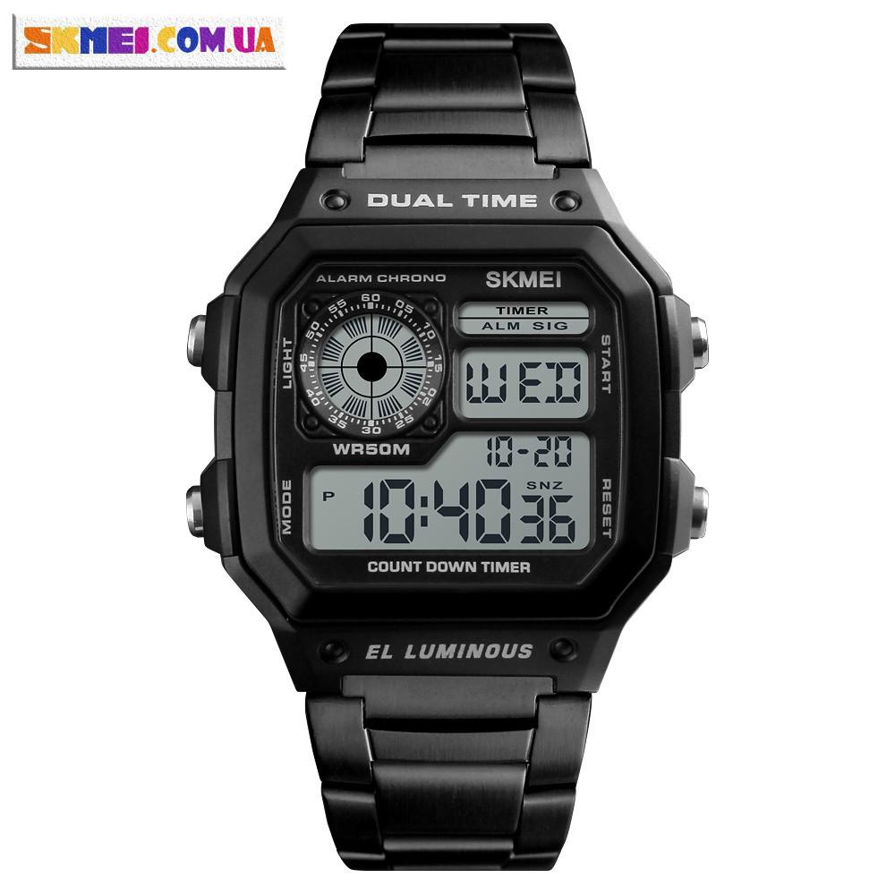 Годинник Skmei 1335 (Black)