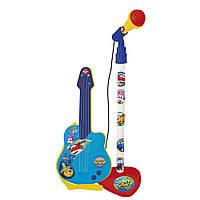 Гитара REIG 2110 Супер Крылья с микрофоном (8411865021109)