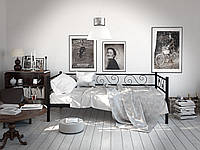 Кровать-диван Амарант метал 80*190см Тенеро