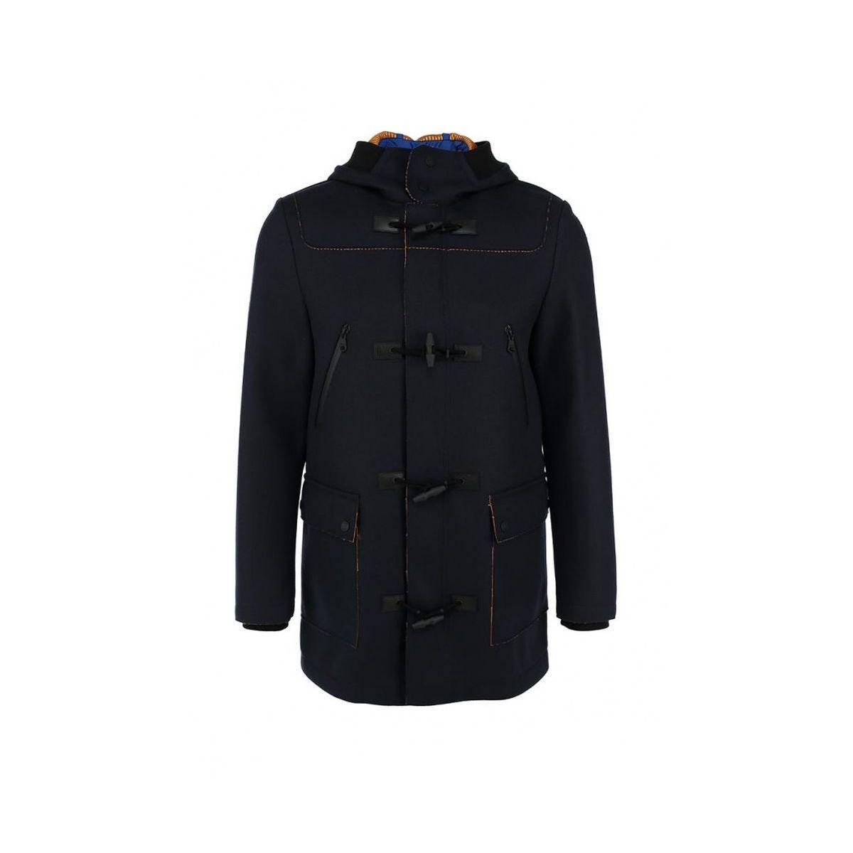 пальто мужское Geox M5415d Dk Navylt Carrot цена 8 92620 грн