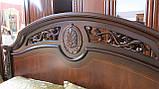 Ліжко Беатріче CF 8053 1600*2000 горіх італійський, фото 2