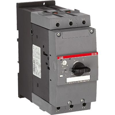 Автомат защиты двигателя ABB MS495-100, 1SAM550000R1010