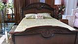 Кровать  Беатриче CF 8053 1600*2000 орех итальянский, фото 4
