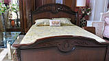 Ліжко Беатріче CF 8053 1600*2000 горіх італійський, фото 4