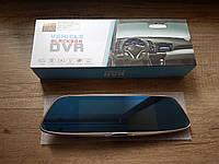 Зеркало-видеорегистратор ЕА104 3в1 экран 7 дюймов + Видео парковка.
