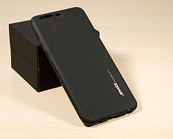 TPU чехол накладка Smitt для для Huawei P10 (Черный)