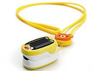 Пульсоксиметр педиатрический Yongrow К1 для детей от 1 до 12 лет, цветной OLED дисплей, фото 1