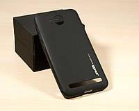 TPU чехол накладка Smitt для Huawei Y3 II (Черный), фото 1