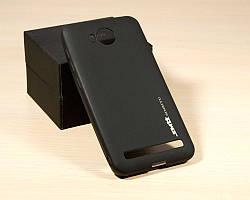 TPU чехол накладка Smitt для Huawei Y3 II (Черный)