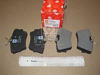 Колодки тормозные дисковые RENAULT TRAFIC, OPEL VIVARO 01- задние
