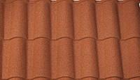 Композитная черепица EVERTILE Coppo Brick Red (56)