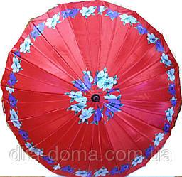 Зонты женские трость