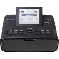 Фотопринтер Canon SELPHY CP1300 Compact Photo Printer (Black) (2234C001)