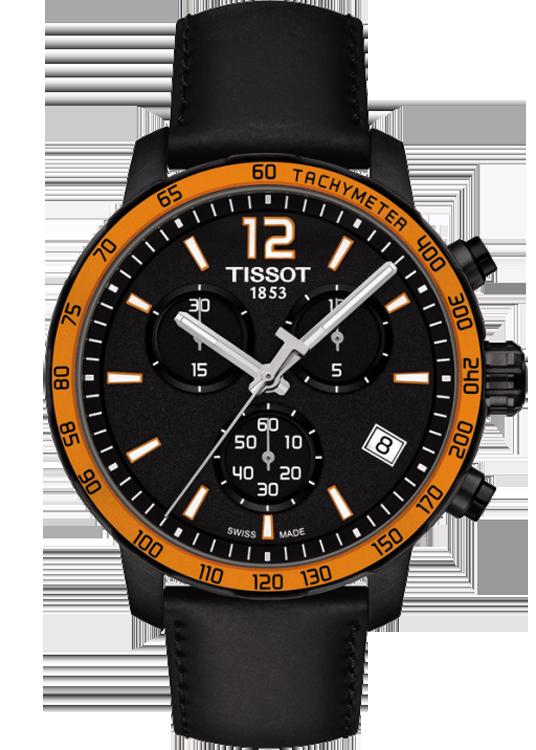 Часы мужские Tissot Quickster Chronograph  T095.417.36.057.01