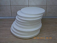 Подложка Ø 40 см(подставка, основа) из пенопласта под торт
