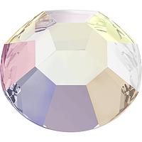 Стразы Сваровски для маникюра 2000 Crystal AB ss 3 (100 шт)