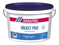 Интерьерная краска акриловая водно-дисперсионная Krautol Object Pro (10л)