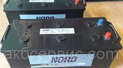 Акумулятор автомобільний NORD 6СТ-140 Аз