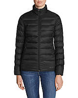 Женский пуховик Eddie Bauer Women CirrusLite Down Jacket BLACK