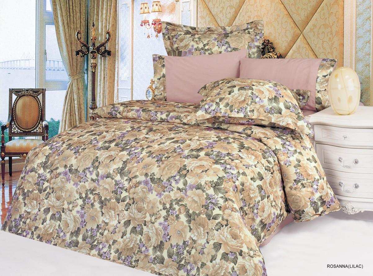 Постельное белье Le Vele Rosanna Lilac Евро