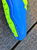 Мужские футзалки - сороконожки голубые 40-46р, фото 6
