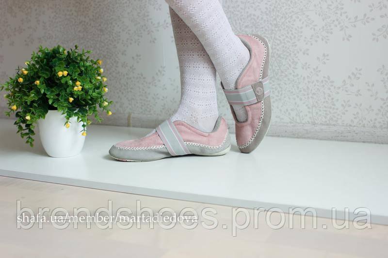 Замшевые кроссовки мокасины спортивные туфли балетки victory -  Интернет-магазин
