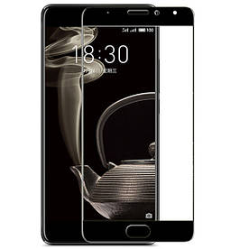 Защитное стекло Full Screen для Meizu Pro 7, черный