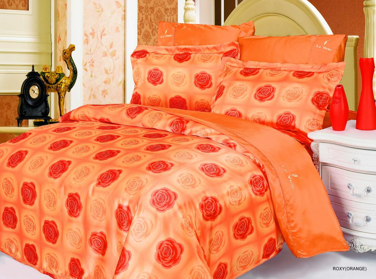 Постельное белье Le Vele Roxy Orange Евро