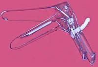 Зеркало гинекологическое стерильное S, M (1 шт/уп)