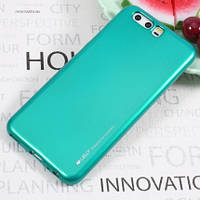 TPU чехол Mercury iJelly Metal series для Huawei P10