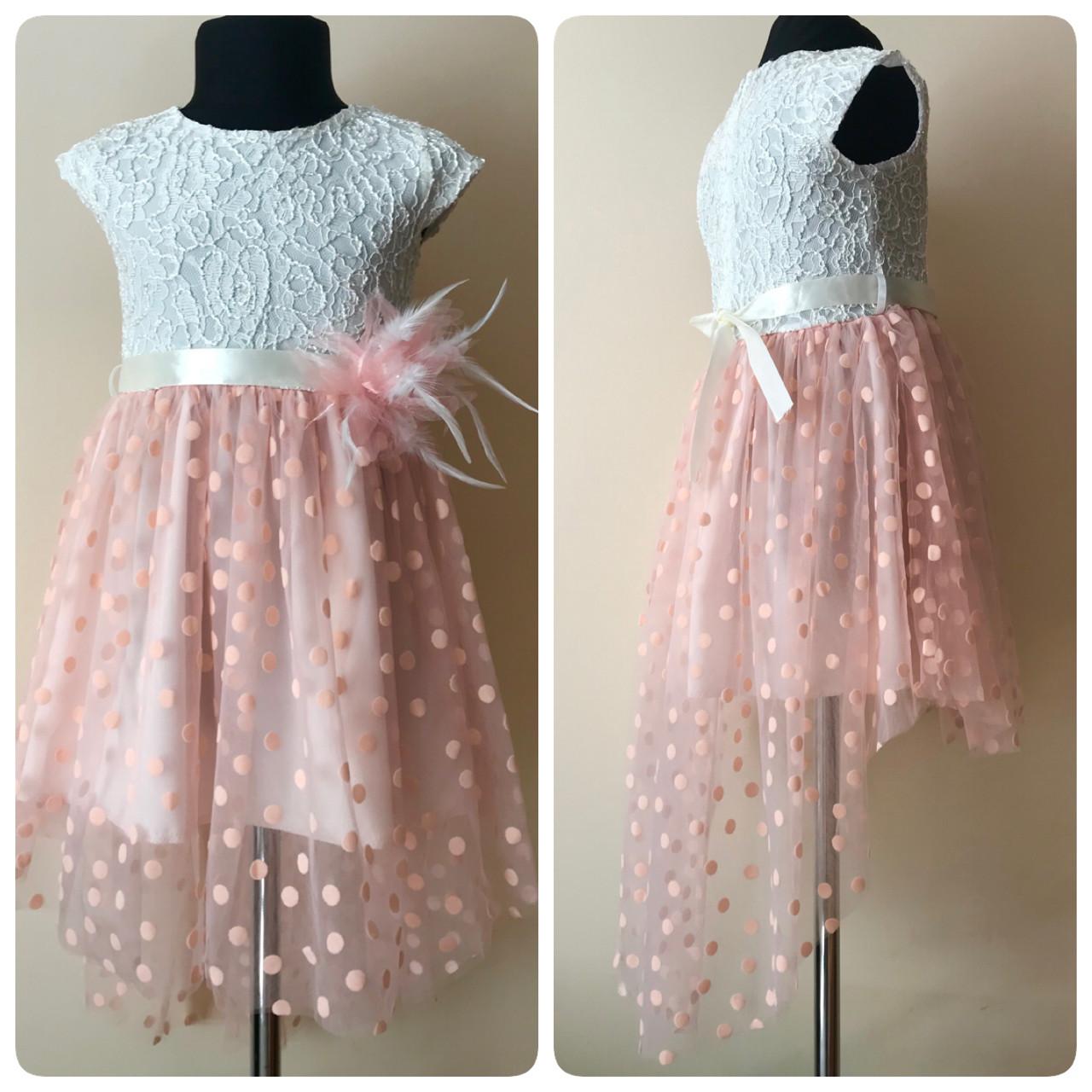 a41ab2f6329 Детское Нарядное Платье для Девочек 3-7 Лет — в Категории