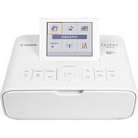 Фотопринтер Canon SELPHY CP1300 Compact Photo Printer (White) (2235C001)