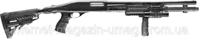 Цевье FAB Defense для Rem870, 3 планки, зеленое