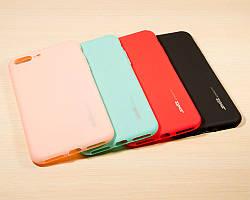 TPU чехол накладка Smitt для IPhone 7 Plus (4 Цвета)