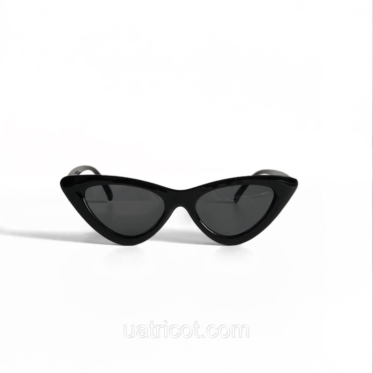 Женские солнцезащитные очки лисички MAX POLO