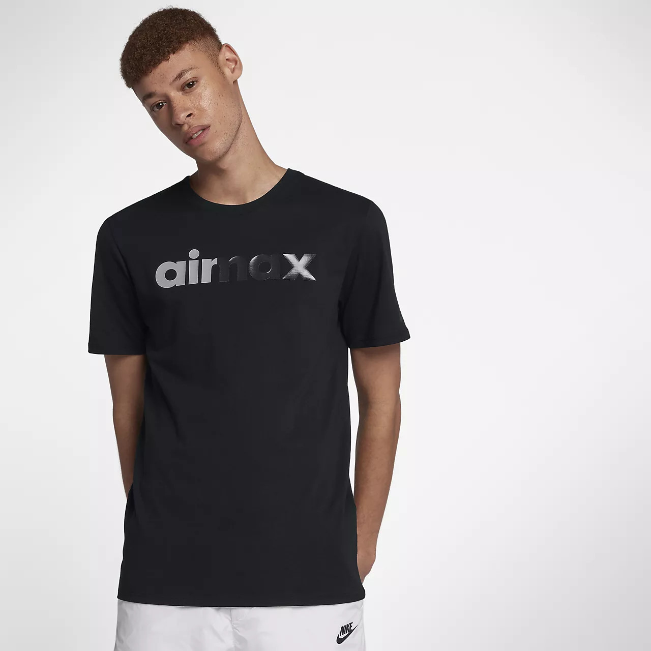 d9b9ec07 Футболка Nike Sportswear Air Max 95 Tee 892159-010 (Оригинал) - Football  Mall